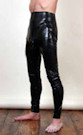 Latex Leggins unisex