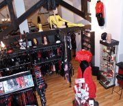 Der Fetishuniverse Showroom in Oberbayern