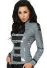 Latex uniformjacke