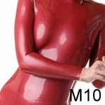M10 Metallic Red