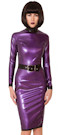Latex Kleid Skin Two
