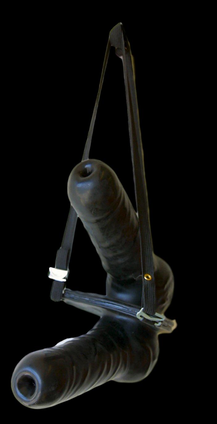 Ejakulierender Penis